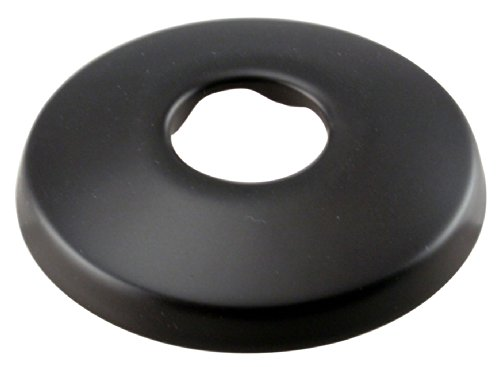 Westbrass R304-12 Shower Arm Flange- Sure Grip Style, Oil Rubbed Bronze
