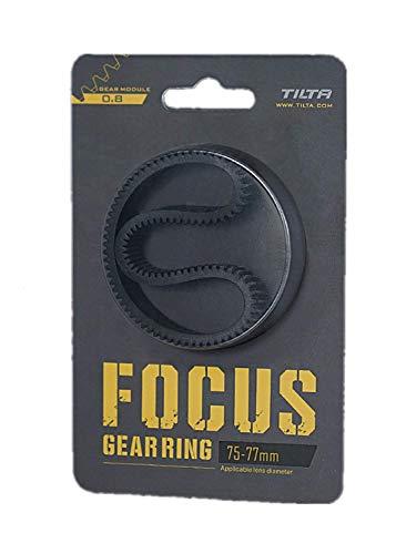 Tilta Tiltaing Nahtloser Fokus Zahnrad Ring 360° Rotation Silent Follow Focus Ring für SLR DSLR Kamera Zubehör Tiltaing TA-FGR (75-77)