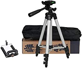 Generic 3110 Mobile and Camera Tripod - Universal Portable & Foldable Professional SLR DSLR Camera Stand for Photography a...