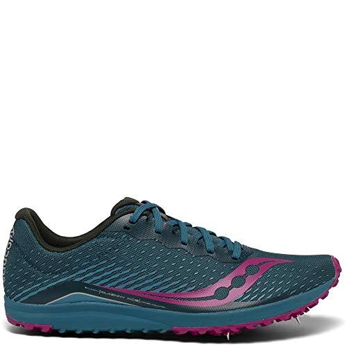 Saucony Women's Kilkenny XC 8 Cross Country Running Shoe, Marine, 6