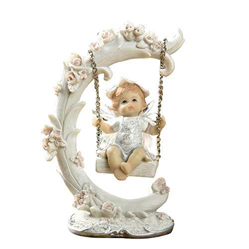 ZFF El columpio infantil Sala de Angel Doll niños de la decoración...