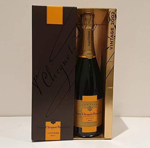Cantina delle Meraviglie - Vino Sparkling VINTAGE COFFRET VEUVE CLICQUOT PONSARDIN 2002 0.75