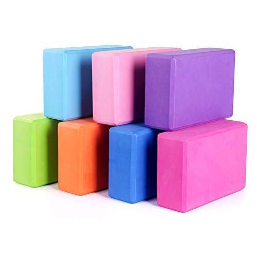 Foam Yoga Brick, speciale benen voor dans en been persen oefeningen voor beginnende kinderen, Yoga kussen, 23x15x7.6cm
