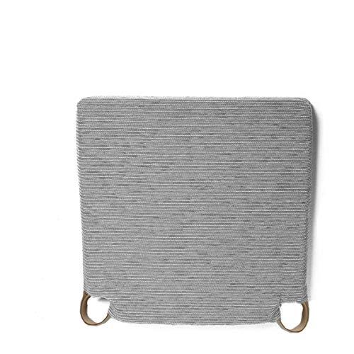 Arcoiris Pack 6 Almohadillas para sillas 40x40cm, Relleno de Fibra y Espuma,...