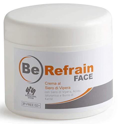 Be Refrain Face Crema al Siero di Vipera - Lifting Idratante - 500 ML