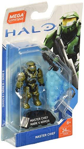 Mega Construx Halo Heroes CE Master Chief Building Set