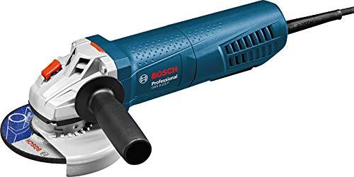 Bosch GWS9115P2 - Amoladora (24 voltios)