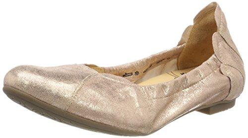 Think! Damen Balla_282162 Geschlossene Ballerinas, Beige (Puder 34), 40 EU
