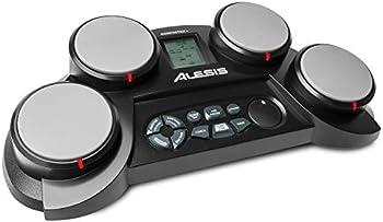Alesis Portable 4-Pad Tabletop Electronic Drum Kit