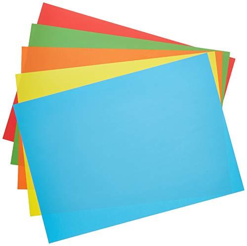 SG vorming EV pp660b gekleurd papier, maat A3, 80 g/m2, 50 vellen