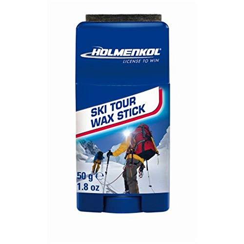 Holmenkol Unisex– Erwachsene Waxstick Skiwachs, neutral, 50g