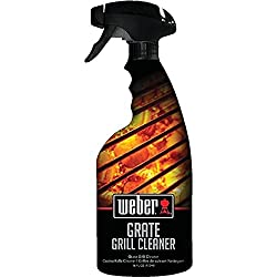 Weber Grill Cleaner Spray - Professional Strength Degreaser