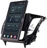 Android 10.0 Navegación GPS para Mitsubishi Triton L200 2015-2020, 10,2' Pantalla táctil de la Unidad de Cabeza giratoria automática, 2 DIN Car Stereo Player Radio de automóvil,10.2' 4g+64g