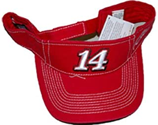 Motorsport Authentics Tony Stewart #14 Chase Trackside Visor