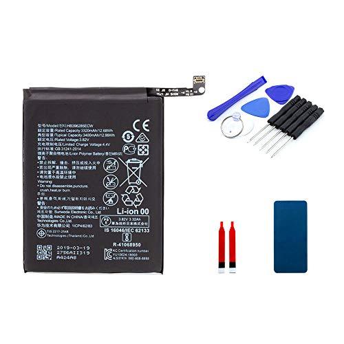 Akku kompatibel mit Huawei P20 inkl. Werkzeugset | 3320mAh | DIY Reparaturset