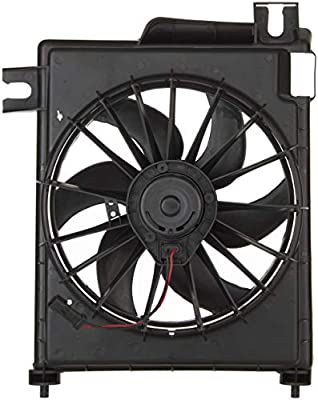 Spectra Premium CF13004 Air Conditioning Condenser Fan Assembly