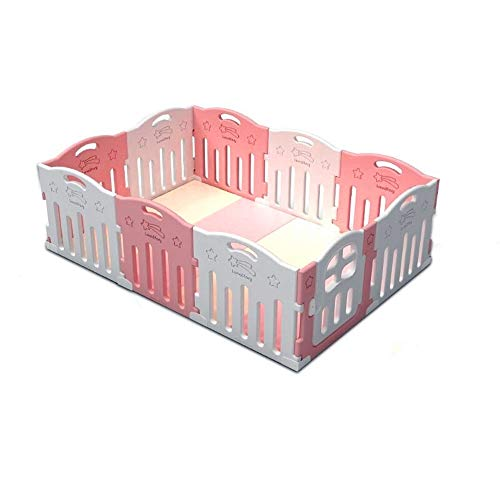 Find Bargain YADSHENG Children's Playpen Baby Playpen Children's Play Baby Learning Safety Fence Bab...