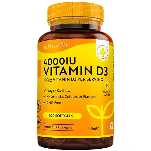 Vitamine D 4000 IU - Approvisionnement de...