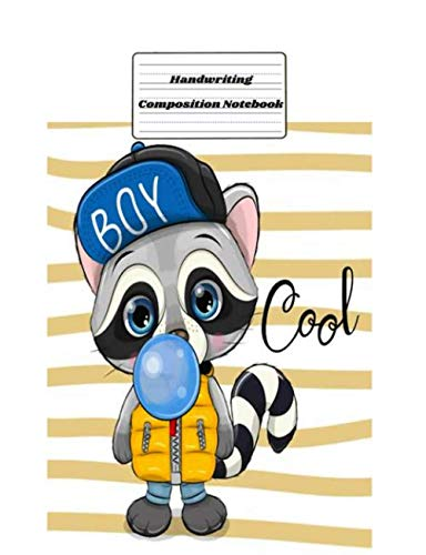 Handwriting Composition Notebook |Unicorn: handwriting practice for Pre-K, Kindergarten, Kids age 3–5 and olderv...