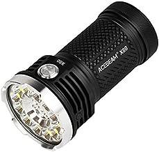 Acebeam X80 CREE XPE2-R2 630nm Flashlight/Searchlight -25,000 Lumens