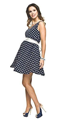 2in1 Elegantes und bequemes Umstandskleid/Stillkleid, Modell: RIPI