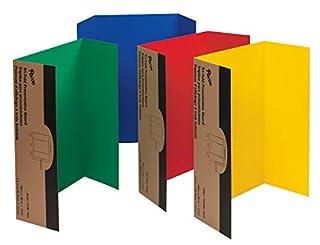 Pacon Corrugated Presentation Board, 48-Inchx36-Inch, Assorted 4 Colors (37654) (B001E677FA)   Amazon price tracker / tracking, Amazon price history charts, Amazon price watches, Amazon price drop alerts