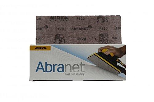 Mirka 5414905025 Abranet Grip P240, 70 x 125 mm, 50 Pro Pack