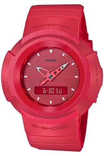 [カシオ] 腕時計 ジーショック AW-500BB-4EJF メンズ レッド