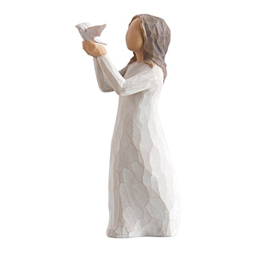 Willow Tree 27173 Figur Emporsteigen, 9,7 x 7,6 x 17 cm