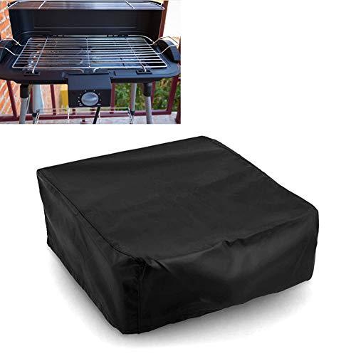 Atyhao Cubierta de Parrilla, 32.5x27.5x7cm Cubierta de Horno de Parrilla eléctrica Protección...