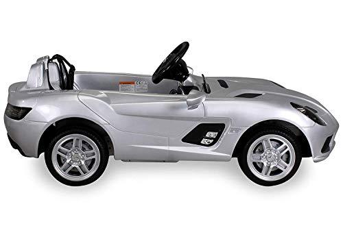 RC Auto kaufen Kinderauto Bild 6: Actionbikes Motors Kinder Elektroauto Mercedes Lizenziert McLaren Stirling Moss Kinder Elektro Auto Kinderauto Kinderfahrzeug Spielzeug für Kinder*