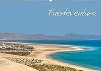 Fuerteventura (Wandkalender 2022 DIN A2 quer): Entdecken Sie mit diesem Kalender die schoenen Seiten Fuerteventuras. (Monatskalender, 14 Seiten )