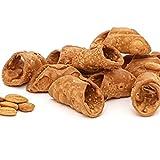 Cannoli siciliani mignon (8cm.), direttamente dalla Sicilia, in box da gr. 500 (circa 40-44 pezzi). RAREZZE: cassata, pasta di mandorle, da pasticceria artigianale siciliana.