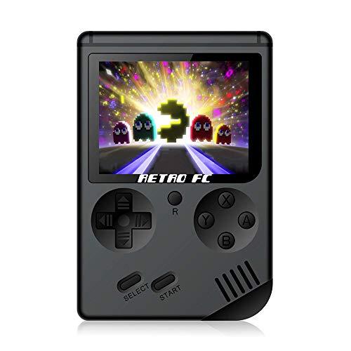 CXYP Handheld Spielkonsole, Handheld Konsole 3 Zoll 168 Retro Spielkonsole Konsole für Kinder Geschenk