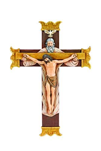 Joseph's Studios Trinity Crucifijo