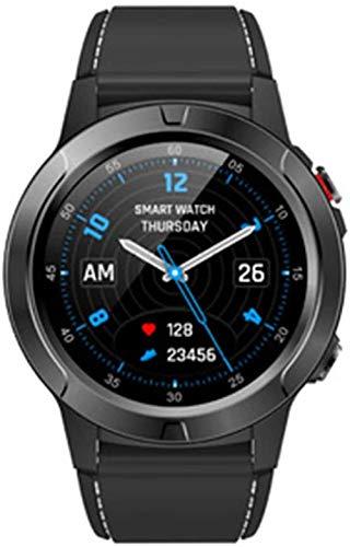JSL Smart Sports Fitness Tracker GPS posicionamiento ritmo cardíaco/monitoreo de presión arterial brújula, altímetro, llamada Bluetooth, modo multideporte