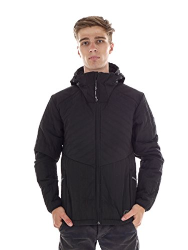 O`Neill Outdoorjacke Regenjacke Jones Welded schwarz 100g Isolierung (M)