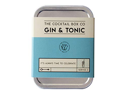 Cocktail-Set - Der Gin & Tonic - Für Premium Craft Cocktails (3 Drinks)