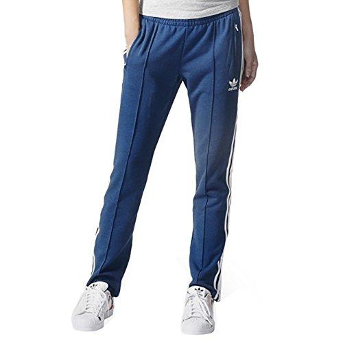 adidas Firebird, Pantaloni Sportivi Donna, Blu, 38 IT