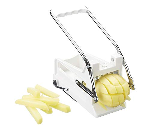 Kitchen Craft KCBB882 - Cortador de Patatas Fritas con Hoja de Acero Inoxidable