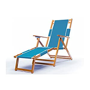 Frankford Umbrellas Heavy Duty Commercial Grade Oak Wood Beach Chair review