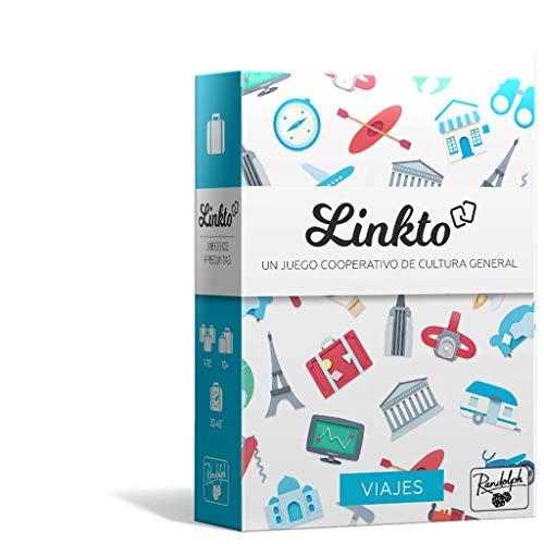 Randolph- LinkTo Viajes, Color (RANLI02ES)