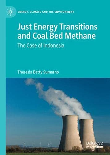 Just Energy Transitions and Coal Bed Methane: The Case of Indonesia