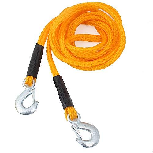 362403 Cuerda de Nylon AllRide 4 metros de largo para remolcar hasta 5000 kg