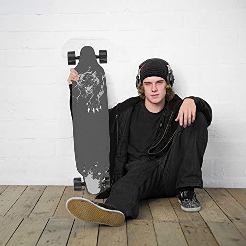 Elektro Skateboard GeekMe électrique Avec Bild 4*