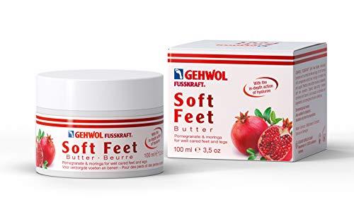 GEHWOL FUSSKRAFT Soft Feet Butter 100 ml
