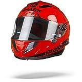 Shark Pro GP - Casco Racer, Color Blanco 30TH Anniversary Red Carbon RDK Talla M