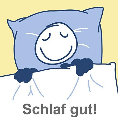 Schlaf gut! Runterkommen, Schlaf finden, erholt aufwachen Titelbild
