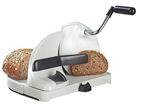 41lchtMpMZL - WENKO Allesschneider Brotschneidemaschine