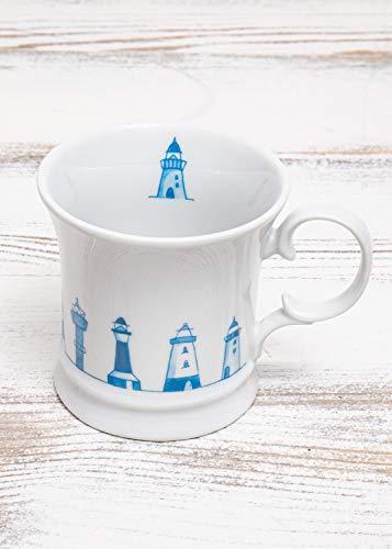 CUP+MUG Friesenpöttchen Leuchtturm